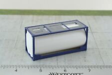 20' Unmarked / Unpainted Tank Container 1:87 HO Scale