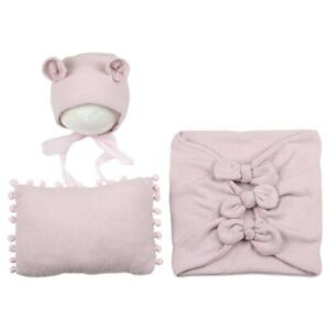 3Pcs Newborn Baby Pillow Wrap For Photography Props Infant Photo Shooting New US
