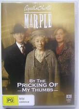 BY THE PRICKING OF MY THUMBS AGATHA CHRISTIE MARPLE(2006) DVD MOVIE