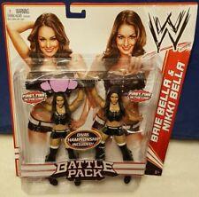 WWE The Bella Twins Battle Pack Series 15 Mattel Figures RARE Nikki Brie Z8