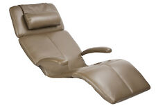 NEW PC-075 SILHOUETTE PERFECT CHAIR RECLINER PAD SET ONLY -Cashew Bonded Leather
