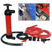 Portable Car Truck Hand Oil Gas Liquid Syphon Transfer Pump Hose Siphon Pumps