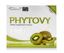 6 Pcs Phytovy Diet Lose Weight Naturally, Detoxification bowel Fat Burning A++
