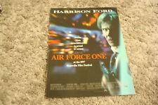 AIR FORCE ONE Oscar ad Harrison Ford as U.S. President Marshall, Gary Oldman