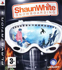 Shaun White Snowboarding ~ PS3 (in Great Condition)