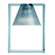 Kartell Light-air Lampada da tavolo Azzurro