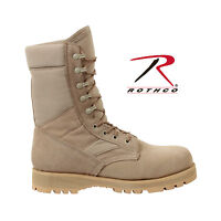 Rothco 5257 G.I. Type Sierra Sole Tactical Boots - Desert Tan