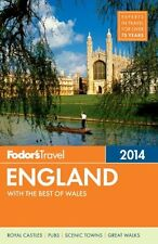 Fodors England 2014: with the Best of Wales (Full