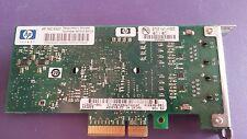 HP NC360T PCI-E Dual Port Gigabit Ethernet NIC Card HSTNS-BN16 412651-001 412646