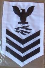 US Navy Rate Petty Officer 1st Clas Information Systems Technician / Poplin
