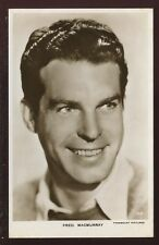 Film Theatre FRED MACMURRAY RP PPC