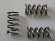 COMPRESSION SPRINGS PACK OF 3. MODEL STEAM PART