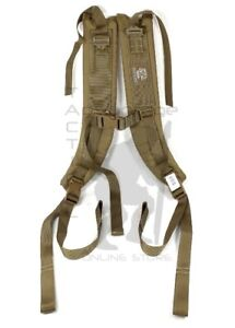 Tactical Tailor MALICE / ALICE Ruck Pack Super Straps - coyote brown