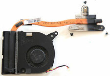 OEM Acer Aspire M5-581T Cooling Fan Heat Sink DC28000C0A0 AT0O20020R0 Nice&Clean