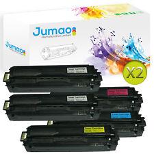 10 Toners type Jumao compatibles pour Samsung SL C1860FW CLP 410 415N 415NW