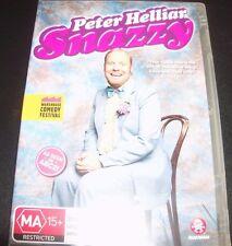 Peter Helliar – Snazzy- Stand Up Comedy (Australia Region 4) DVD – Like New