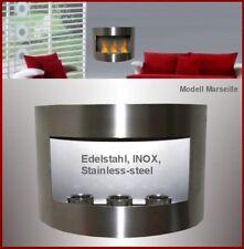 Gel- y Etanol-Chimenea Lanah Acero-Inoxidable / Hecho Alemania / fireplace bio