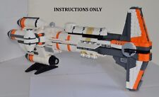 Lego Star Wars UCS Hammerhead Corvette INSTRUCTIONS ONLY, Collectors Edition MOC