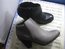 "NIB NEW MIA ""LUCE"" Ladies Women's ANKLE FASHION BOOTS CHOOSE SIZES/COLORS"
