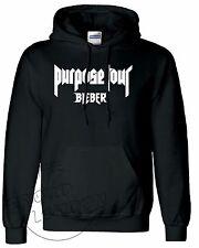 Purpose Tour Justin Bieber Fear of God vFiles Unisex PulloverJumper Sweat Hoodie