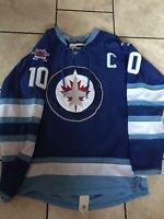 Reebok Men Premier NHL Jersey Winnipeg Jets Dale Hawerchuck sz Medium