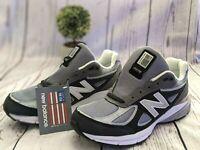 New Balance Running 990v4 Made in USA M990XG4 Navy Grey Men Multiple Sizes