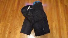 "Used Bauer Nexus Pro Stock New Jersey Devils Hockey Pants Size Large +1"" Zajac"