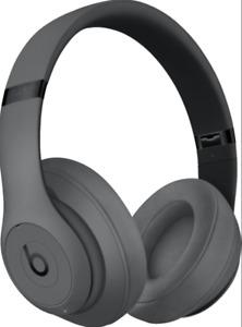 Beats Studio3 Wireless Over Ear Headphones, Noise Cancelling, Gray, Beats by Dre
