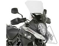 GIVI D3112ST Windscreen For Suzuki V-Strom 650 And 650XT '17-'19 | Clear