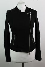 ARMANI EXCHANGE Black Jacket size XXS