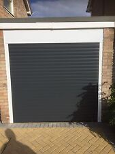 Fully Fitted Insulated 55mm Compact Electric Roller Door Ce Marked Best On eBay