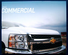 Prospekt brochure 2013 Chevrolet Chevy Commercial  (USA)