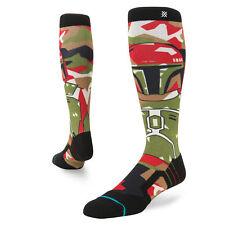 Stance Star Wars Womens Underwear Ski Socks - Boba Fett Snow All Sizes Large