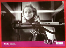 THE AVENGERS - Card #21 - Murder Weapon... - SERIES ONE - Strictly Ink 2003