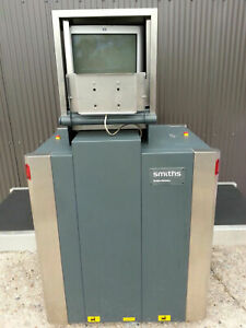 Smiths Heimann HS 6040DS X-Ray Scanner Parcel Baggage Cargo XRay Inspection 6040