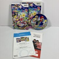 Mario Party 9 (Wii, 2012) Tested And Complete CIB