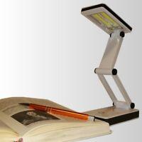 Schreibtischlampe COB Leselampe Nachttischlampe Leseleuchte Bürolampe mit USB