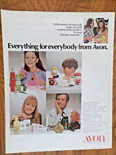 1970 Avon Ad  Everything for Everybody from Avon