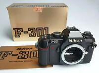 Nikon F 301