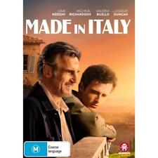 Made in Italy DVD R4 Liam Neeson