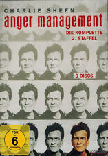 Anger Management 2 DVD - komplette 2.Staffel - Season 2 mit Charlie Sheen - NEU
