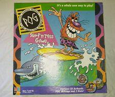POG Surf 'n Toss Game Vintage Rare 1995 Complete Milton Bradley 100 % complete