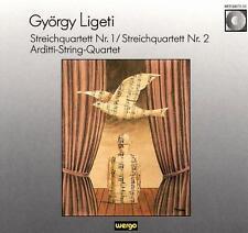 Ligeti: String Quartets Nos.1 & 2, New Music