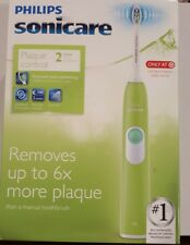 NEW!  Philips Sonicare PlaqueControl HX6211/99 Rechargeable Toothbrush