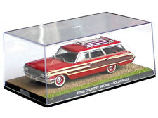 1:43 Altaya 007 Collection - Ford Country Squire 1964 - rot/Woody