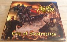 Bear Witness - Eve Of Destruction - Metal 2011 CD 11 Tracks - FAST FREE UK POST
