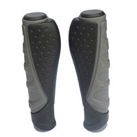 1 Pair Antislip Bicycle Handlebars Grips Protector For Bicycle Mountain Bike