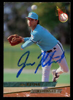 Joe Klink #380 signed autograph auto 1993 Fleer ULTRA Baseball Trading Card
