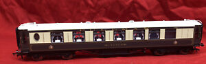 UNBOXED HORNBY 00 GAUGE PULLMAN COACH 'CYGNUS' Working Lights Mint