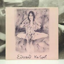 EDWARD KA-SPEL - EYES ! CHINA DOLL LP EX/EX+/NM 1985 BELGIUM SCARFACE FACE 13